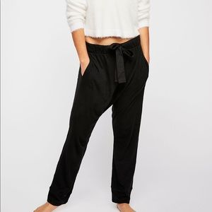 NWT:Free People Long Haul Jogger